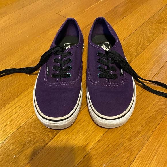 Vans Shoes | Purple Us Mens 45 Us